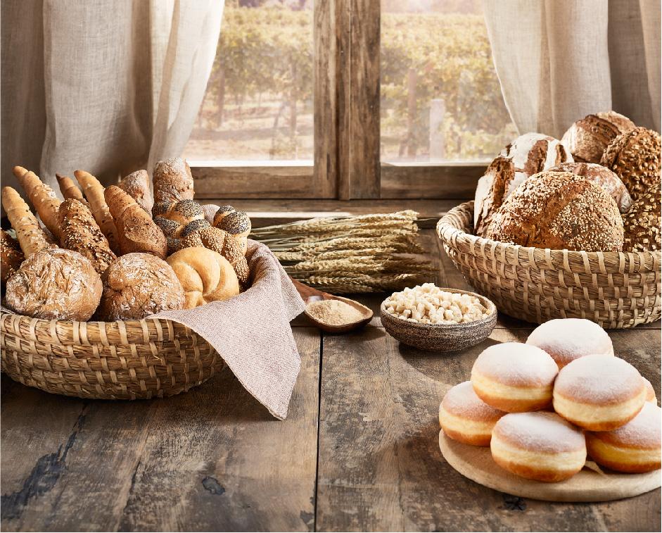 Backwaren Kuchen-Peter. Großbäckerei, Bio Backwaren, palmölfrei.