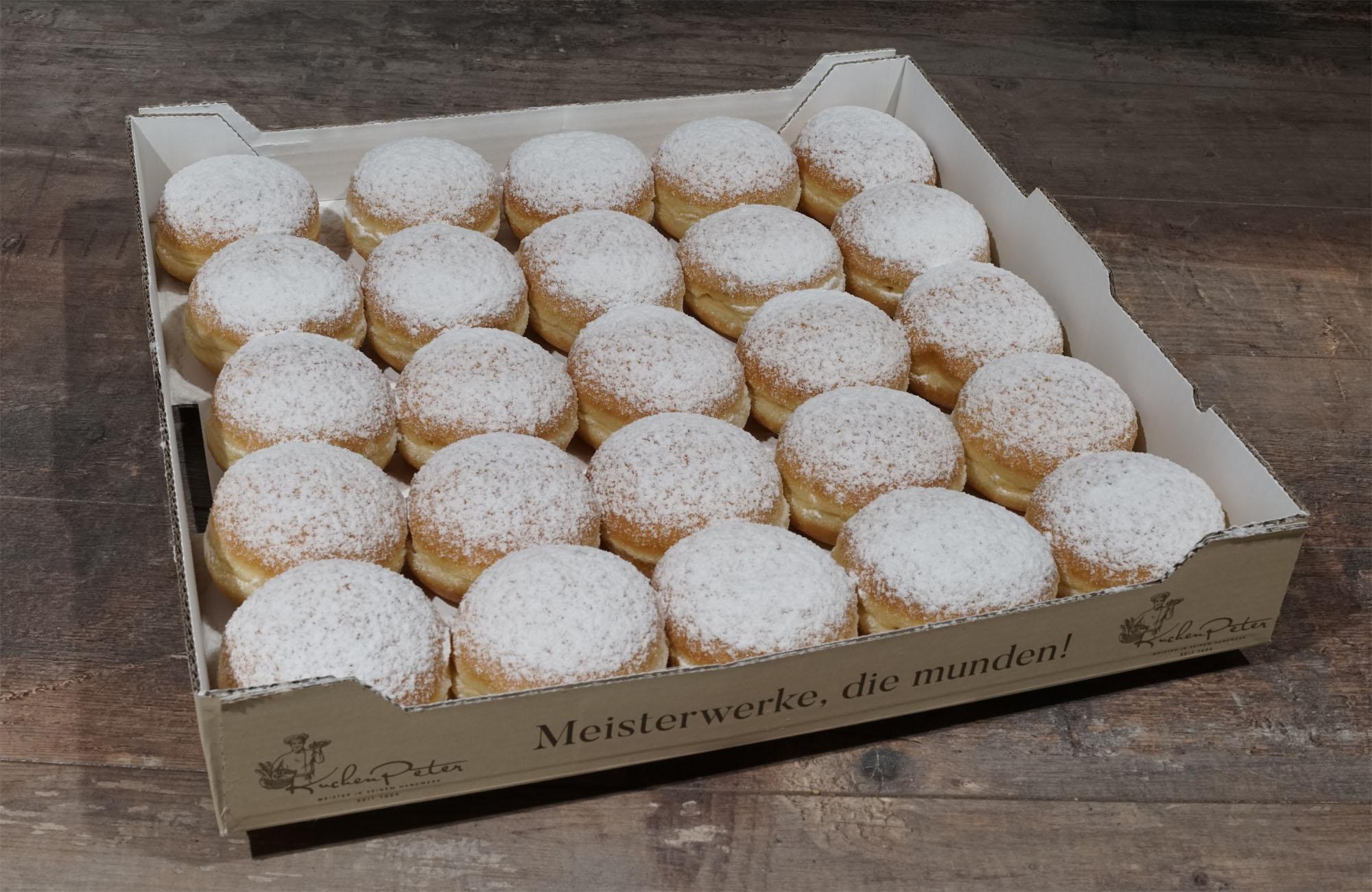 Kuchen-Peter 25er Marillekrapfen 50g