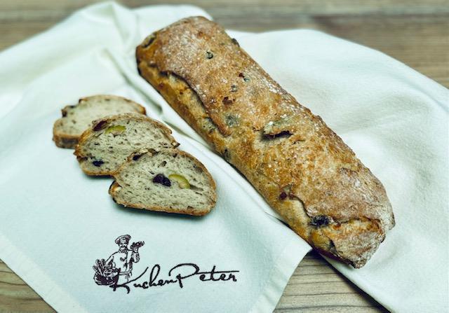 Oliven Feta Brot